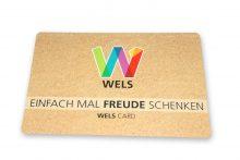 Gulden wird zur Wels-Card